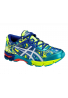 Zapatillas Asics GEL-NOOSA TRI 11 GS flash yellow/white/scuba blue