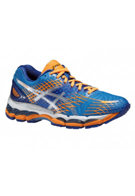 Zapatillas Asics GEL-NIMBUS 17 powder blue/silver/nectarine