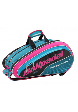 Paletero Bullpadel TOURNAMENT fucsia