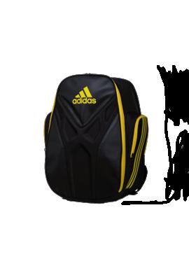Mochila Adidas ADIPOWER ATTK negra y amarilla