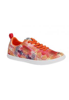Zapatillas Desigual FUN EVA P livin coral