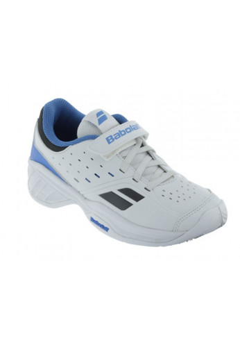 Zapatillas Babolat PULSION BPM KID white/blue