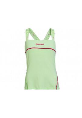 Camiseta Babolat TANK MATCH PERF verde