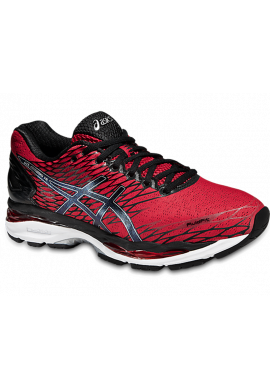 Zapatillas Asics GEL-NIMBUS 18 racing red/black/silver