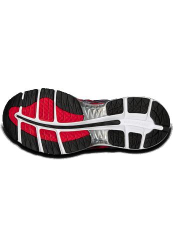 Zapatillas Asics GEL-NIMBUS 18 racing red/black/silver