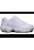 Zapatillas K-swiss GRANCOURT III white/silver pink/gull gry