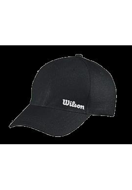 Gorra Wilson SUMMER CAP negra