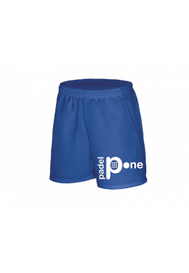 Short PONE azul electrico