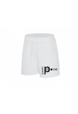 Short PONE blanco