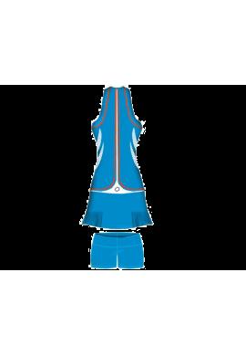 Vestido Lord STORCK blue royal