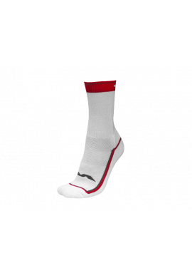 Calcetines Varlion COLLECTION blanco y rojo
