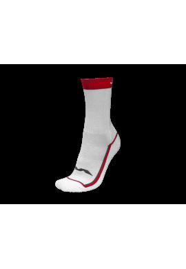 Calcetines Varlion COLLECTION blanco y rojo