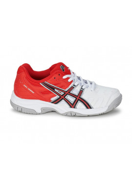 Zapatillas Asics GEL-GAME 4 GS white/black/fiery red