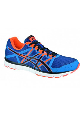 Zapatillas Asics GEL-ATRACT 2 azules y naranja