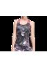 Camiseta Desigual TS_ A TANK B gris metal