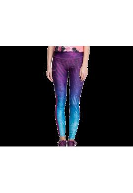 Mallas Desigual LEGGING_A LONG TIGHT A violeta