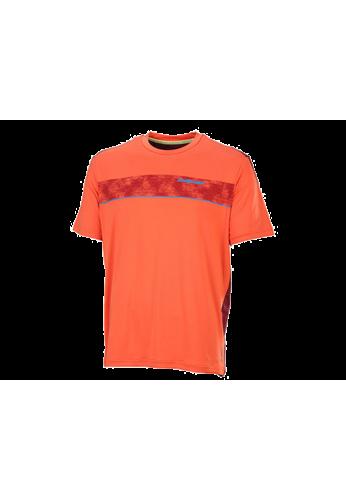Camiseta Bullpadel BEINASO naranja