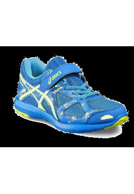 Zapatillas Asics GEL-LIGHTPLAY 3 PS electric blue/safety yellow/island blue