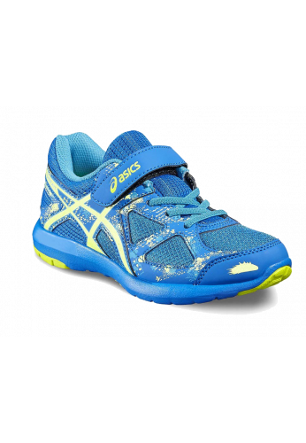 Zapatillas Asics GEL-LIGHTPLAY 3 PS electric blue/safety yellow/island blue