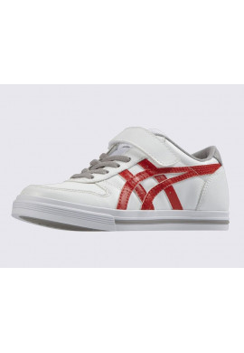 Zapatillas Asics AARON PS white/firey red