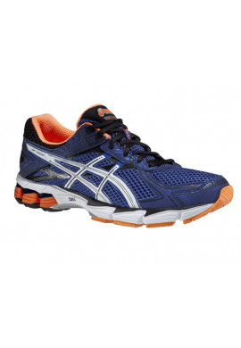 Zapatillas Asics GT-1000 2 electric blue/white flash orange