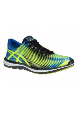 Zapatillas Asics GEL-SUPER J33 flash yellow/blue/black