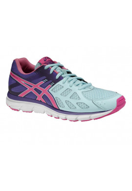 Zapatillas Asics GEL-ZARACA 3 mint/neon pink/dark blue