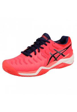 Zapatillas Asics GEL-RESOLUTION 7 CLAY diva pink/indigo blue/white