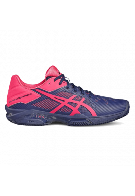 Zapatillas Asics GEL-SOLUTION SPEED 3 CLAY indigo blue/diva pink