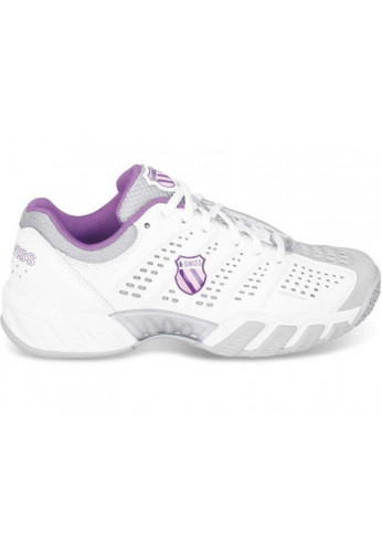 Zapatillas K-swiss BIGSHOT LIGHT blanco / gris / morado
