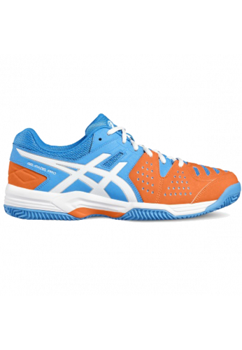 Zapatillas Asics GEL-PADEL PRO 3 SG diva blue/white/shocking orange