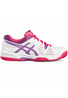 Zapatillas Asics GEL-PADEL PRO 3 SG white/orchid/diva pink