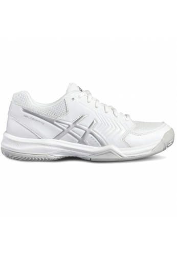 Zapatillas Asics GEL-DEDICATE 5 CLAY white/silver