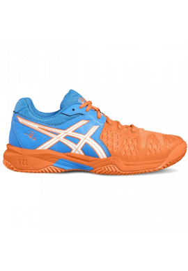 Zapatillas Asics GEL-BELA 5 GS diva blue/white/shocking orange