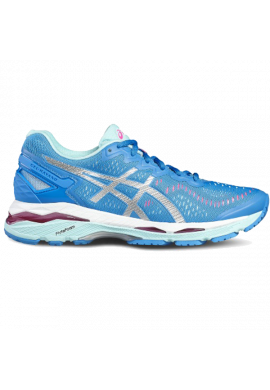 Zapatillas Asics GEL-KAYANO 23 diva blue/silver/aqua splash