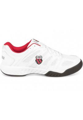 Zapatillas K-swiss CALABASAS blanco / rojo