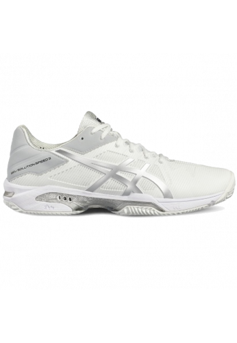 Zapatillas Asics GEL-SOLUTION SPEED 3 CLAY white/silver