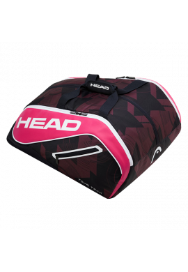 Paletero Head TOUR TEAM PADEL Rosa y Negro