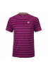 Camiseta Wilson M SP OMBRE CREW boysemberry wil/purple