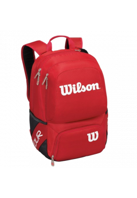 Mochila Wilson TOUR V BACKPACK MEDIUM red