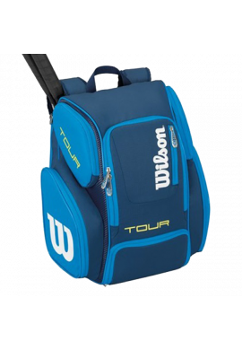 Mochila Wilson TOUR BACKPACK LARGE blue