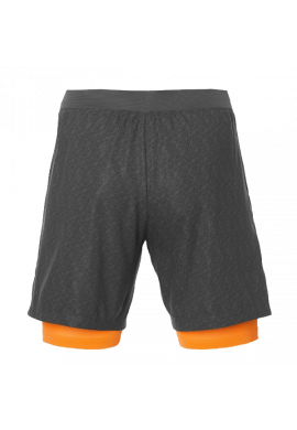 Short Asics PADEL PLAYER GPX SHORT 7IN 2IN1 dark grey