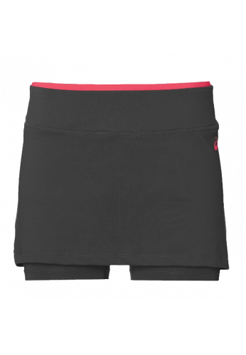 Falda Asics W CLUB BOOTY SKORT dark grey