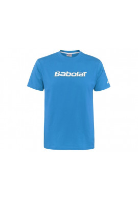 Camiseta Babolat T-SHIRT TRAINNING BASIC BOY azul