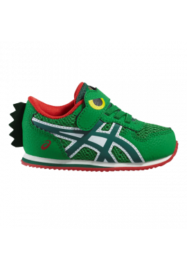 Zapatillas Asics SCHOOL YARD TS green/red