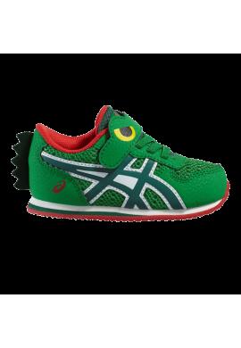 Zapatillas Asics SCHOOL YARD TS green/red
