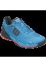 Zapatillas Wilson RUSH PRO 2.5 methyl blue/black/fiery coral