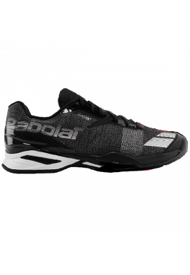 Zapatillas Babolat JET CLAY MEN black/white