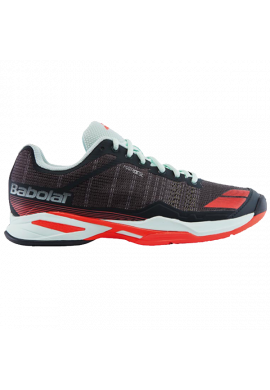 Zapatillas Babolat JET TEAM CLAY W grey /red/blue