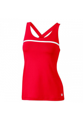 Camiseta Wilson W TEAM TANK wilson red